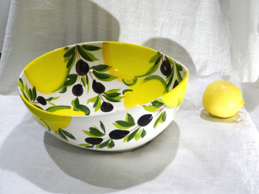 Schüssel Limone Olive Ø 29 cm