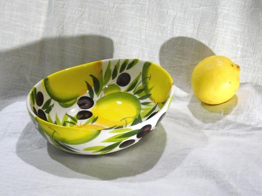 Schüssel Limone Olive Ø 19 cm