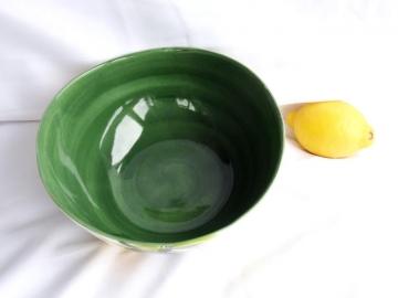 Schüssel Limone verde dunkel Ø 23 cm