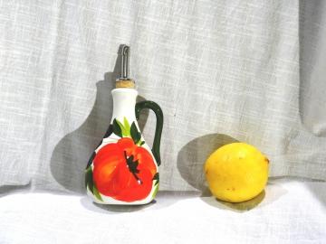 Kännchen Tomate Olive Essig/Öl
