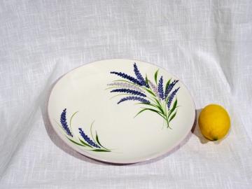 Teller Lavendel, Durchmesser 28 cm