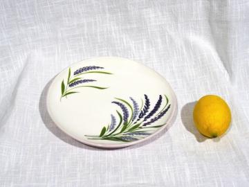 Teller Lavendel Durchmesser 22 cm