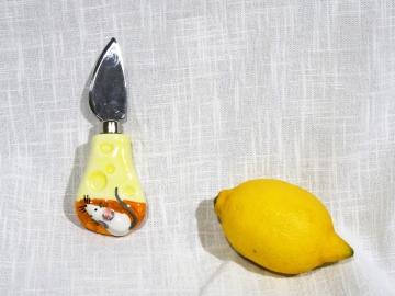 Käse-Messer Relief Topolino
