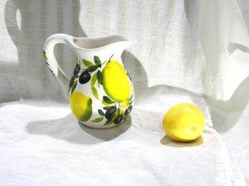 Krug klein Limone Olive
