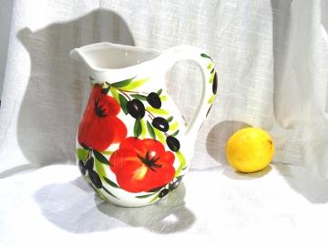 Krug Tomate Olive gross